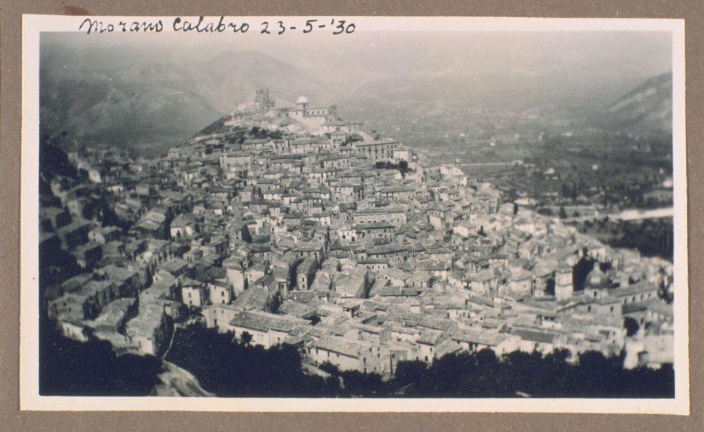 Foto van Morano, genomen door Maurits Cornelis Escher op 23 mei 1930