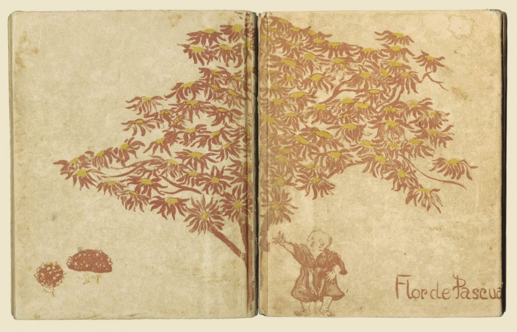 Fiet van Stolk, Cover for Flor de Pascua