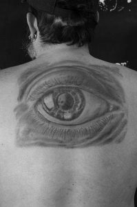 Escher tatouage
