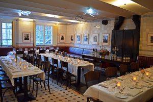 Cafe diner
