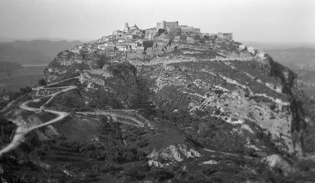 Santa Severina, May 1930