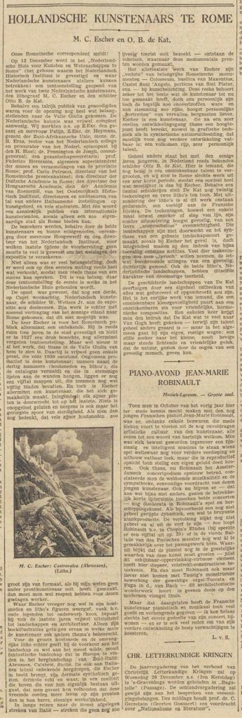 Algemeen Handelsblad, 18 december 1934
