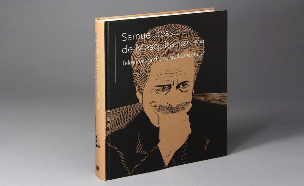 Samuel Jessurun de Mesquita (1868–1944) Tekenaar, graficus, sierkunstenaar Bestandscatalogus, uitgeverij WBooks en Gemeentemuseum Den Haag, vormgeving Beukers Scholma