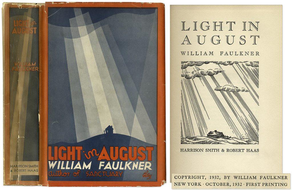 William Faulkner, Light in August