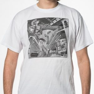 """Relativity"" T-Shirt (White)"