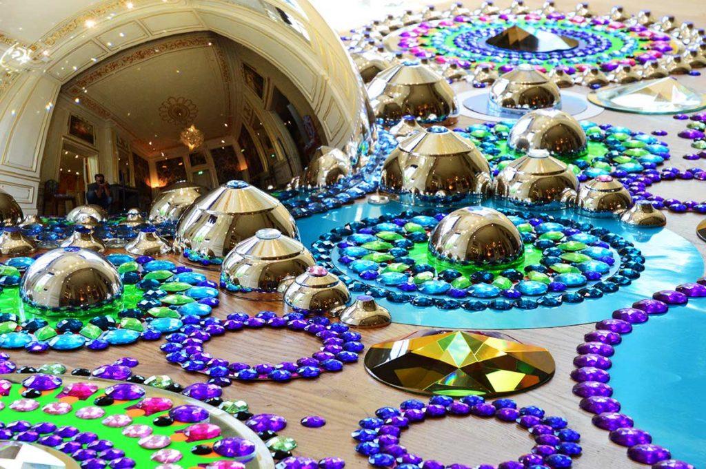 Suzan Drummen installation