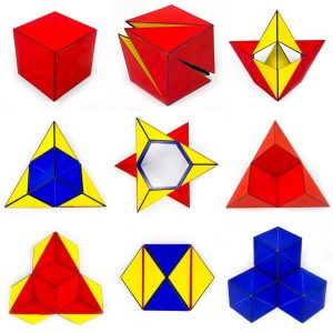 Geobender Primary, Magnetische 3D puzzle, €29,95