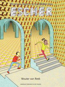 Wouter van Reek, Nadir en Zenith in de Wereld van Escher (Nederlands hard cover), €15,99