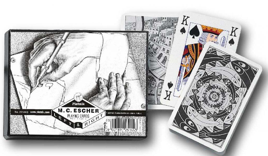 Speelkaarten Left & Right, €13,95