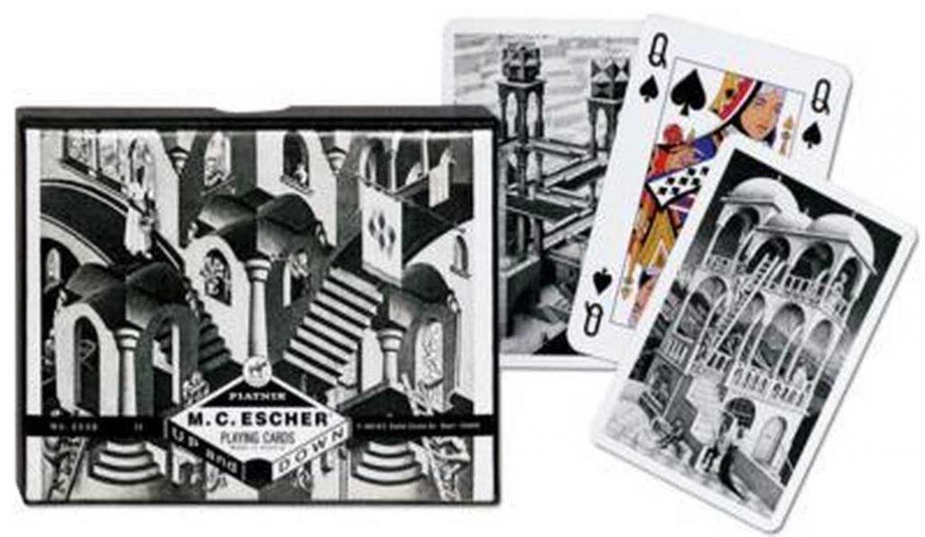 Speelkaarten Up & Down, €13,95